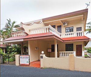 Villa Cansaulim Phase 6- Long Term Rental In South Goa